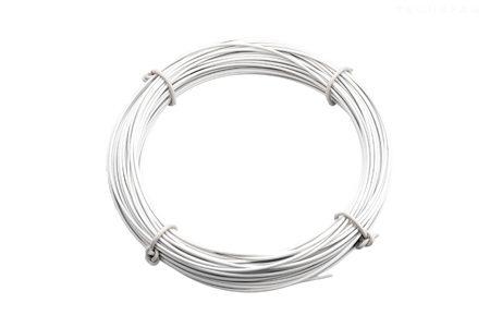 50m RPVC3RW PVC 3mm Round White