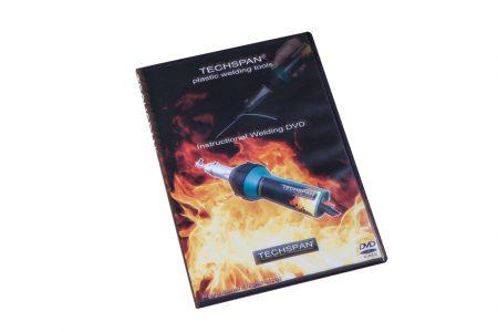 Instructional Plastic Welding DVD